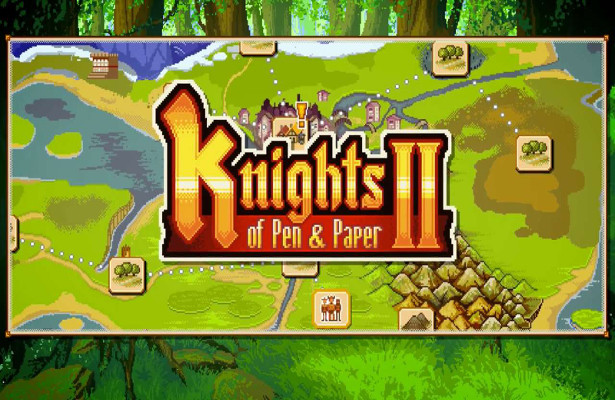 Knights of Pen and Paper 2 Bild